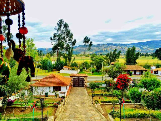 Mirador de Puntalarga - Casa campestre