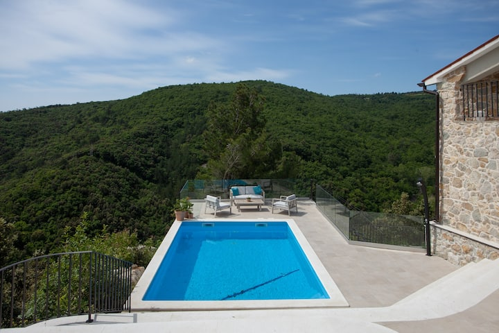 PRIVACY AND RELAX - CLIFF HOUSE Villa Bogijeva