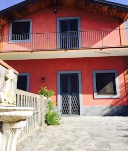 Accogliente Villa - Parco dell'Etna - Nicolosi