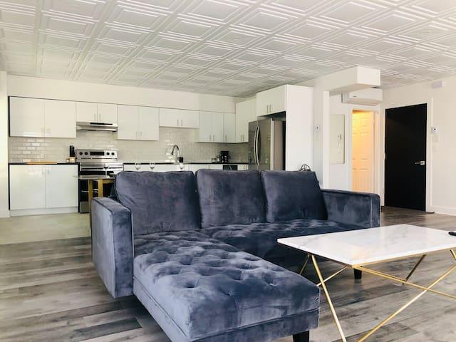 Gorgeous Open Style Loft