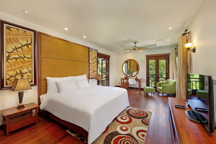 Furama Resort Villa View Biển 5* Abogo - Bedroom