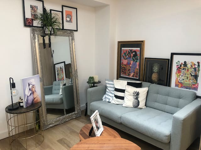 Beautiful and cozy studio in the heart of Clapham