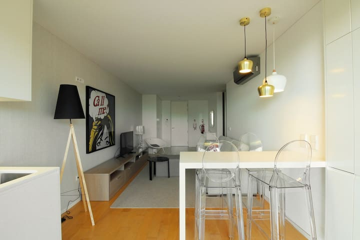 Deluxe Populo Beach Apartments T1