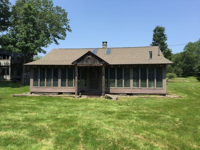 Stony Brook Honeymoon Cottage