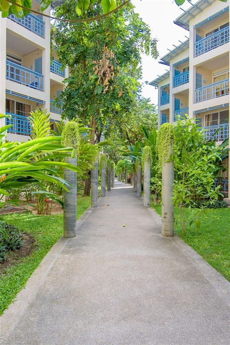 To Residence units