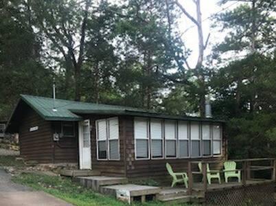 Miss Halls Creekside Cabin
