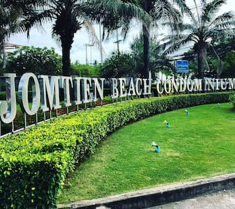 Your Beachside Paradise in Jomtien Beach Pattaya! - Condomínio