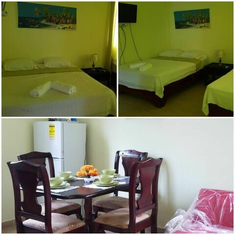 Residencia placer del mar - Boca Chica