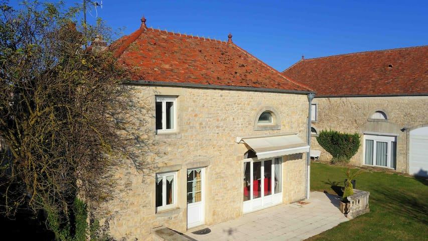 Gite très reposant coeur de la Bourgogne - Tanay - Rumah tumpangan alam semula jadi