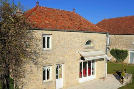 Gite très reposant coeur de la Bourgogne - Tanay - Natur-Lodge