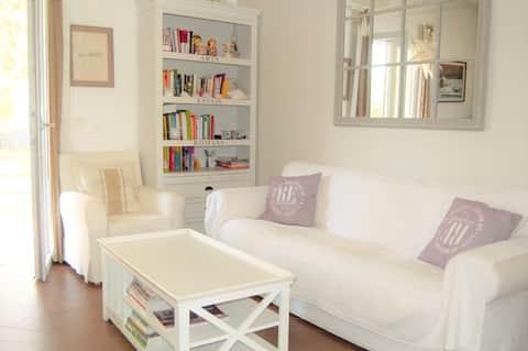 Charme e Tranquillita'-villa a Siracusa e giardino