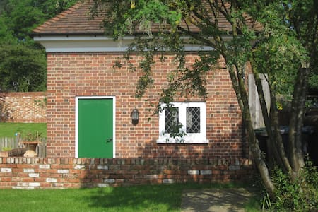 Newly refurbished separate annex - Ampthill