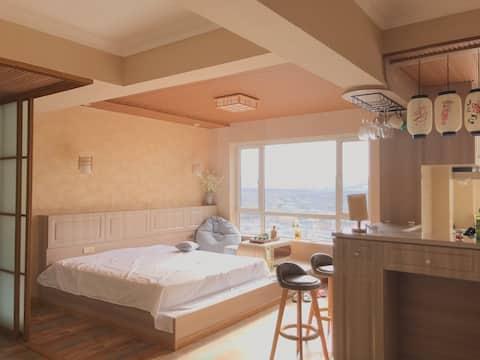 【每客消毒】 55坪 日式东京田园风 TOTO智能马桶  总统套房床垫 可做饭 顶级豪华民宿