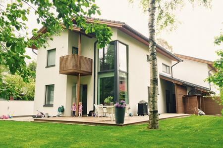 Modern House in Espoo - Espoo