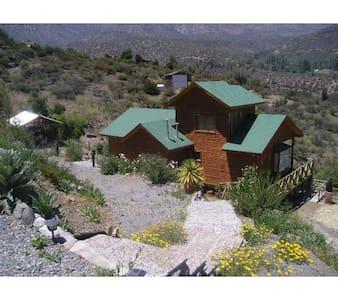Casa de montaña, ideal descanso