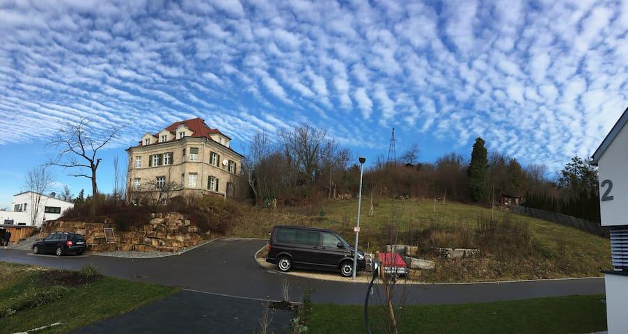 Über den Dächern von Reutlingen - Reutlingen - Leilighet