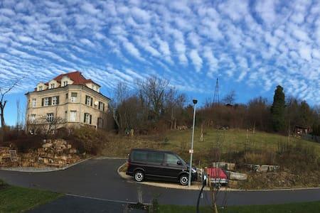Über den Dächern von Reutlingen - Reutlingen