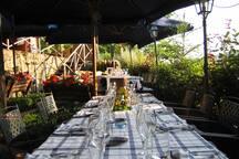 Giardino ristorante