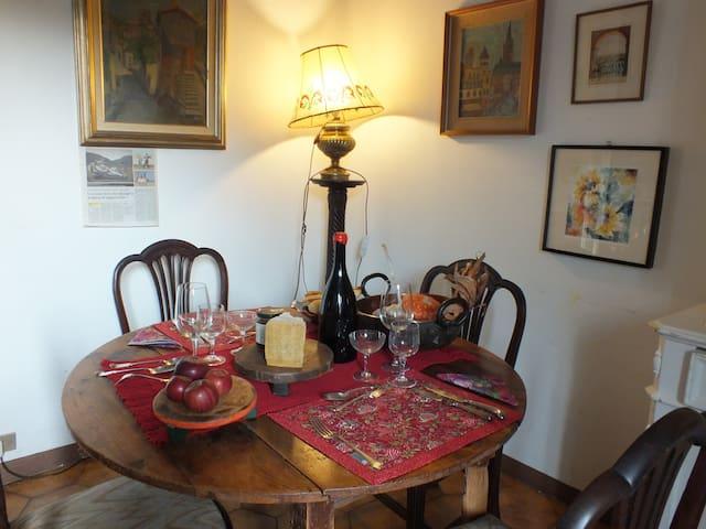 Casa storica del '700 nel piena centro di Tortona