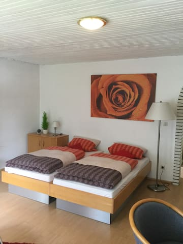 Appartment and Workerroom for rent - Rendsburg - Leilighet