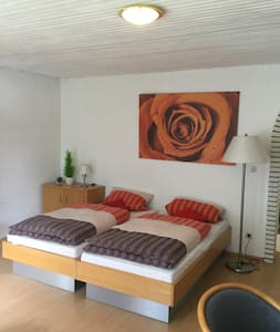 Appartment and Workerroom for rent - Appartement