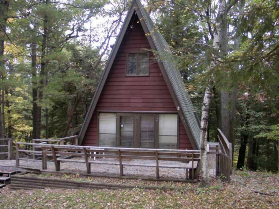 Nord Haus Cabins For Rent In Baraboo Wisconsin United