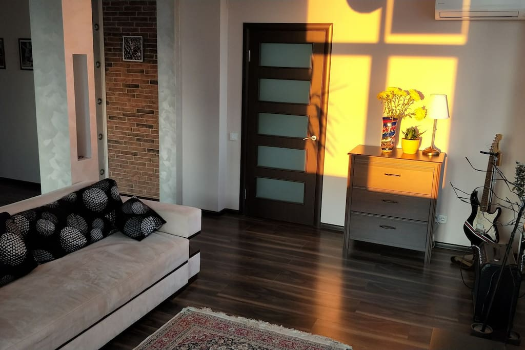 Luxury 2 Bedroom Apartment With View Of Thednieper