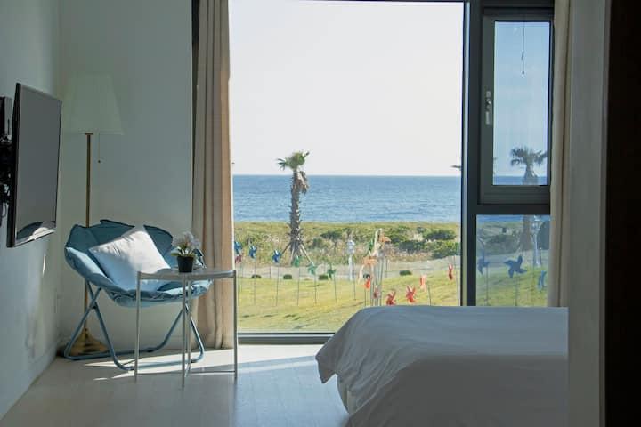 Standard Room with Sea View - Japanese Bathtub