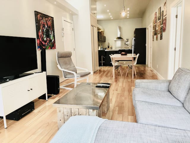 Beautiful Modern appartment 2 BR well located