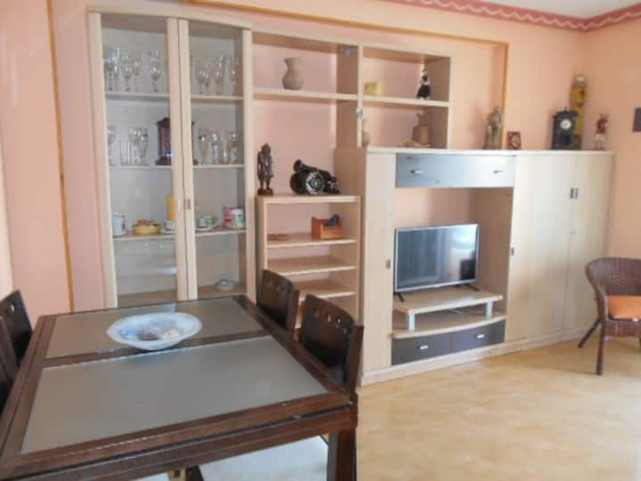 Apartamento en playa de Oliva