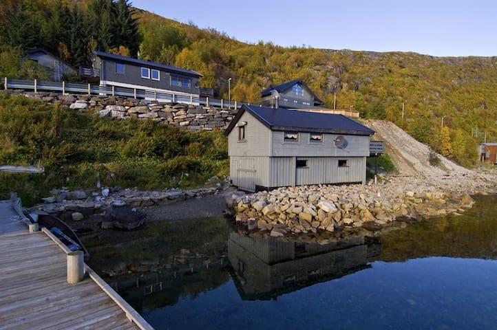 Ersfjordbotn Kystferie - Cottage 3