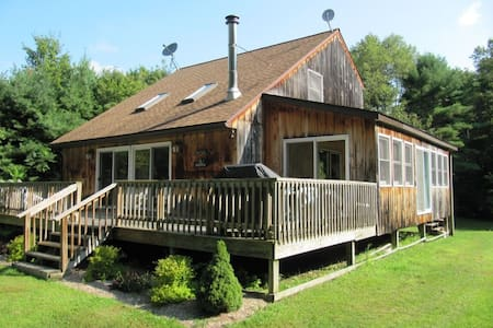 3BR Chalet Minutes from Cooperstown - Hartwick