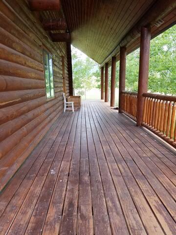 Cabin feel