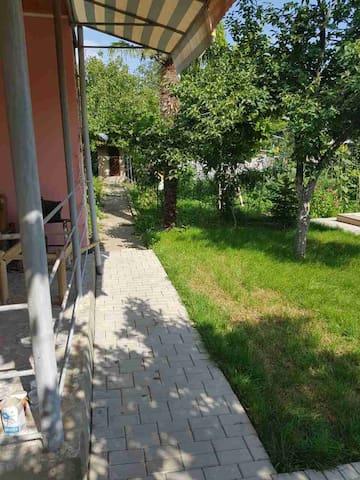 Cozy house 20 km from Mtskheta