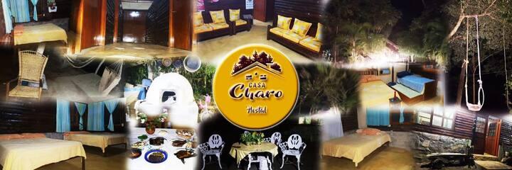 """Hermosa Cabaña hasta para 10 personas """"Casa Charo"""""""