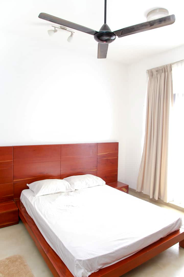 Accommodation available at modern house