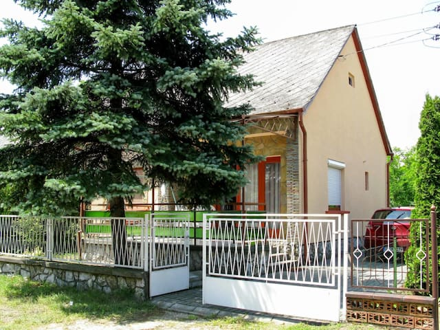 Holiday home with terrace in Balatonfenyves