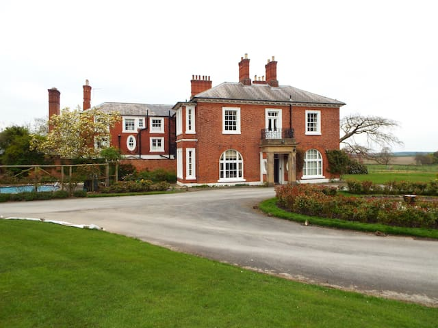 Historic and charming Blidworth Dale House - Ravenshead - Casa