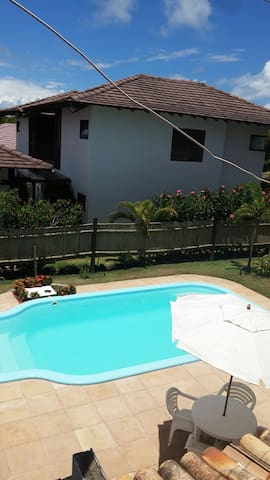 Flat irresistível!!!! Tranquilidade - Barra Grande Maraú Bahia - Rumah