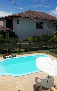 Flat irresistível!!!! Tranquilidade - Barra Grande Maraú Bahia - บ้าน
