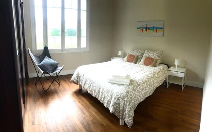 Chez Léon à Pouilly-sur-Loire