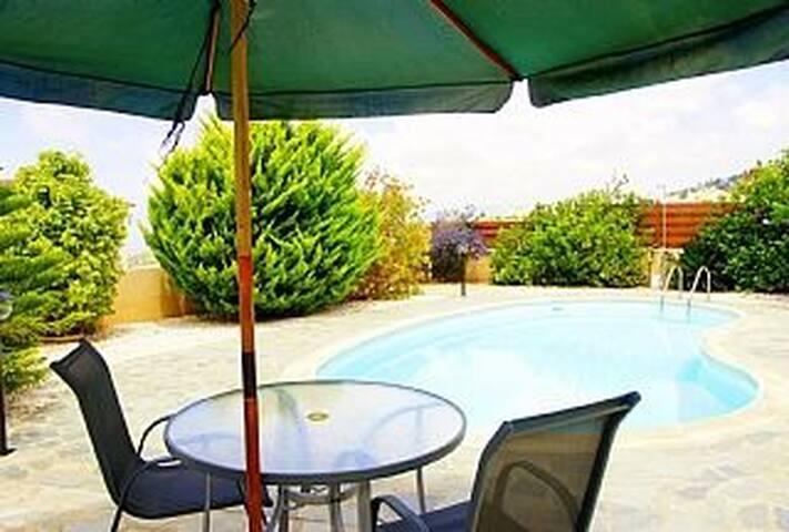 Fabulous villa with private pool - Tala - Villa