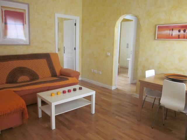 Precioso apartamento en pleno centro de Santa Cruz