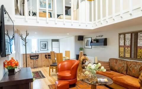 Stunning Duplex in Principe Real
