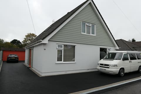 Great for Dorset coast - private accommodation