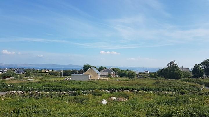 Seaview Connemara house on Wild Atlantic Way