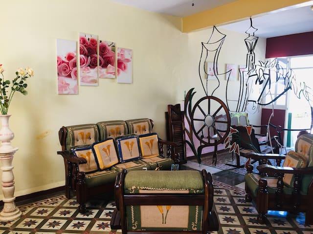 Casa de la Dra Kenia