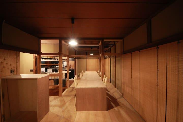 〈Koshigoe Koyurgi-INN〉Kamakura and Enoshima area