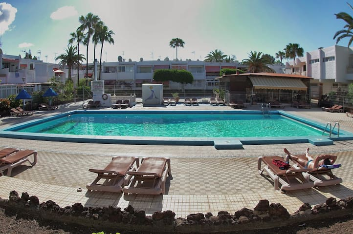 Geremy Superior Tenerife flat with pool!