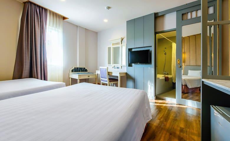Khaosan Road Hotel + Free Breakfast - Bangkok - Lägenhet